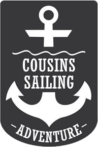 Cousins Sailing Adventure LOGO